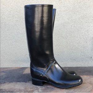 Tretorn rubber rain boots